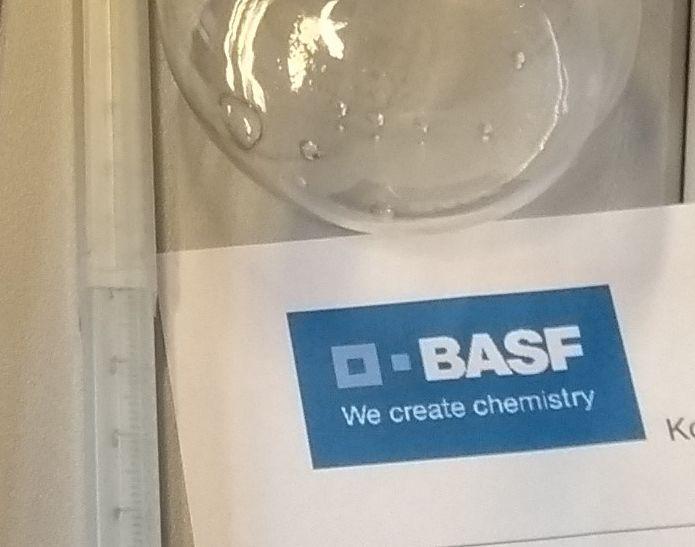 Besuch von Azubis der BASF  bei der Forscherklasse