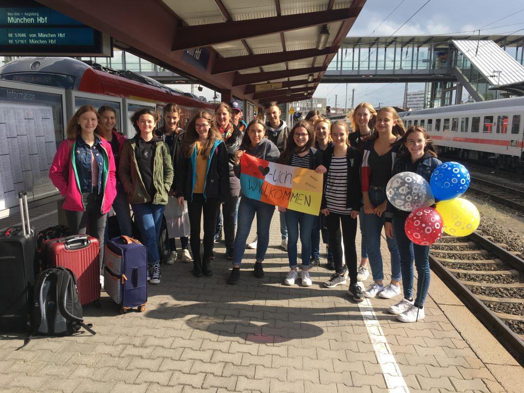 Schüleraustausch mit Bratislava