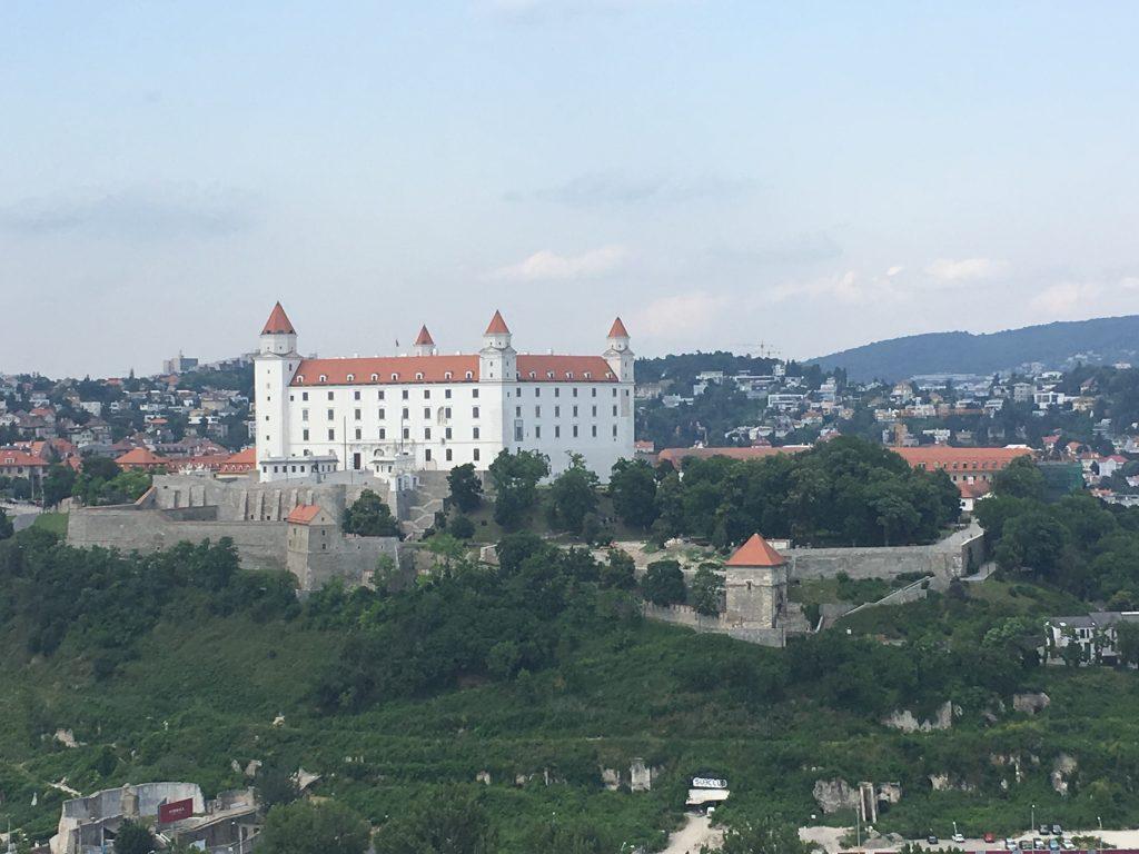 Schüleraustausch in Bratislava