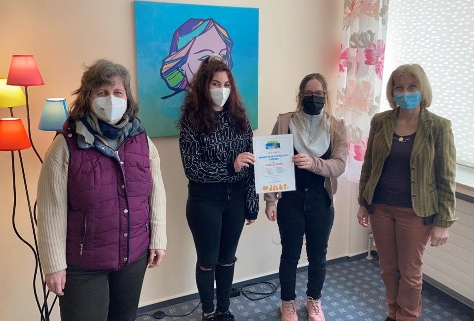 Titelerneuerung geschafft – wir bleiben Fairtrade-School!