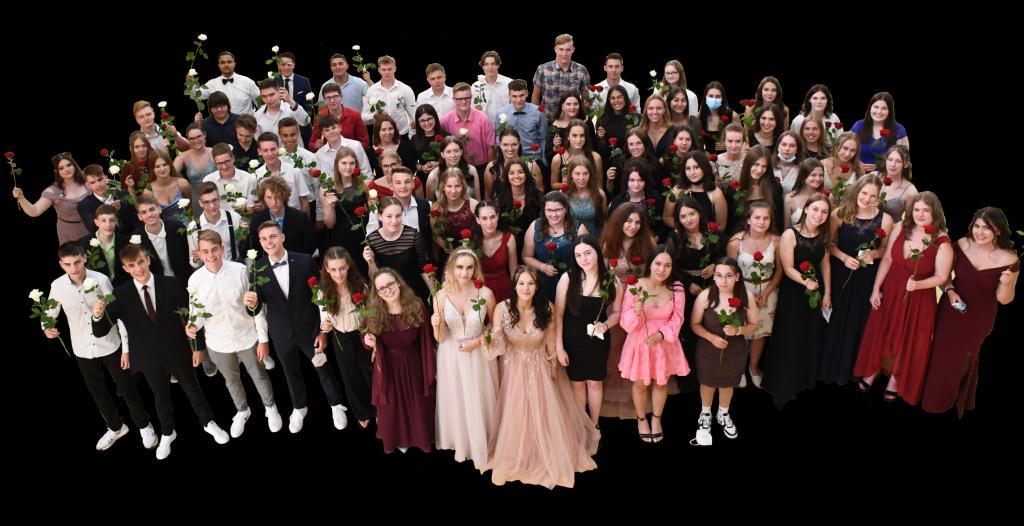 Fotos der Abschlussfeier 2021